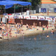 At ten beaches in Kiev allowed to swim