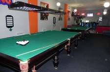 Recreation and entertainment Billiard club in the shopping center DEL MAR in Berdyansk