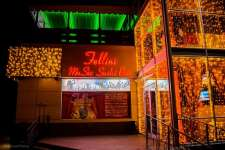 Recreation and entertainment Music sushi bar Fellini in Berdyansk