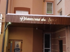 Отель Diamond de luxe