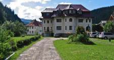 Boarding house with treatment Dzherelo